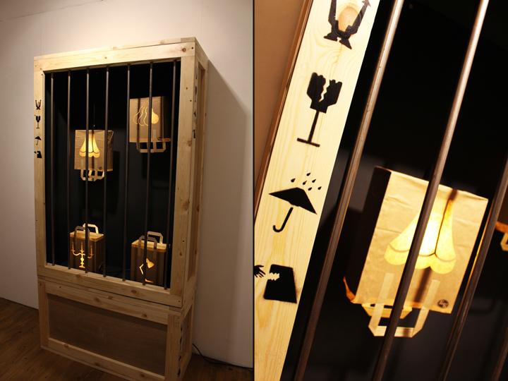英国liqui创意家具店设计