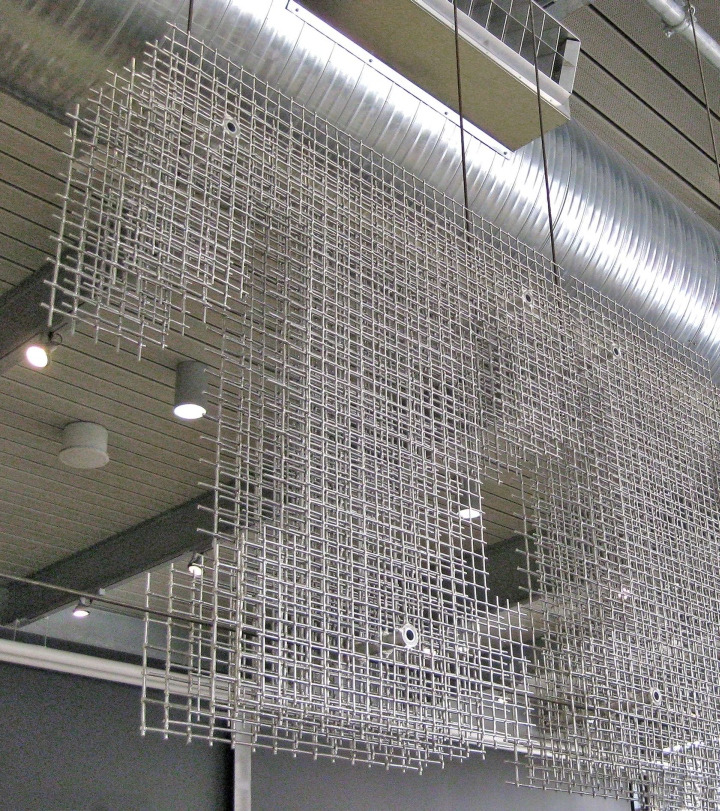 187 Lock Crimp Woven Wire Mesh By Banker Wire
