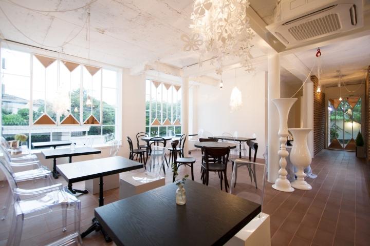 Loisir cafe by nordic bros design community seoul for Nordic design shop