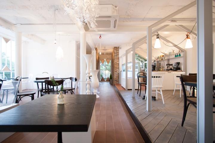 Loisir cafe by nordic bros design community seoul for Design hotel korea