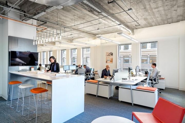 187 M Moser Associates Office San Francisco California