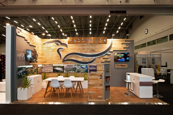 Expo Stand Builders Cape Town : Mccormick stand at sacsc by hott d cape town