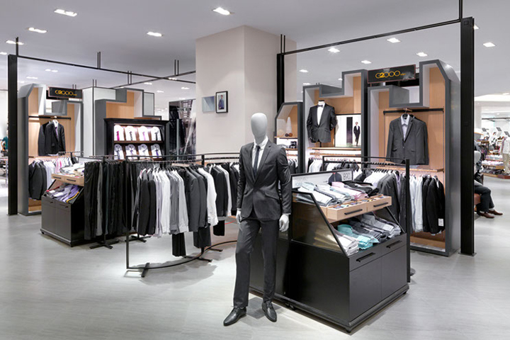 187 Mensfloor Redesign At Paragon Department Store By Hmkm