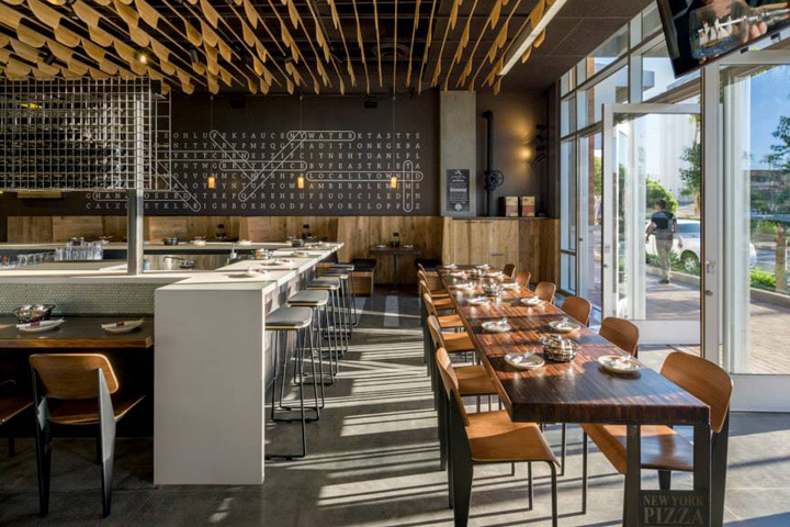 NYPD Tempe Gateway Restaurant By Lightvox Studio, Tempe U2013 Arizona