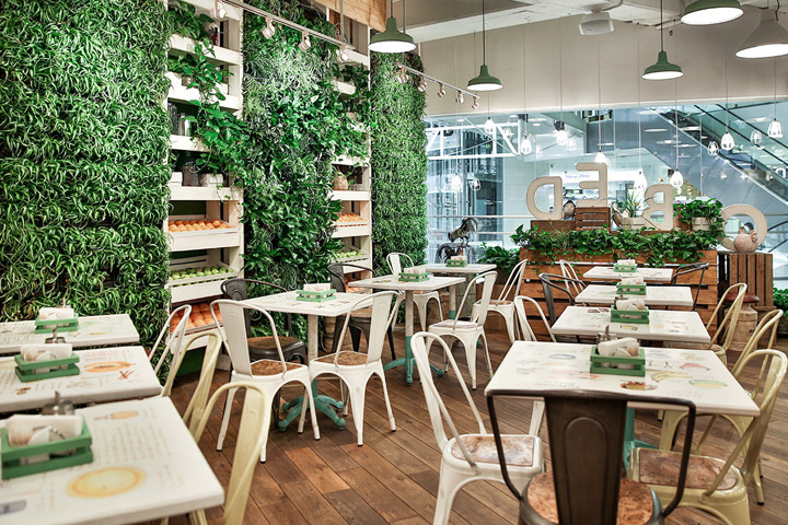 St petersburg retail design