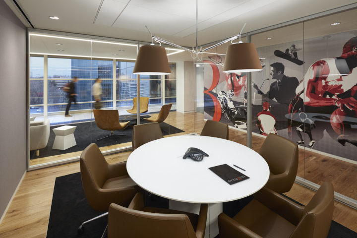 187 Octagon Office By Tpg Architecture Mclean Virginia