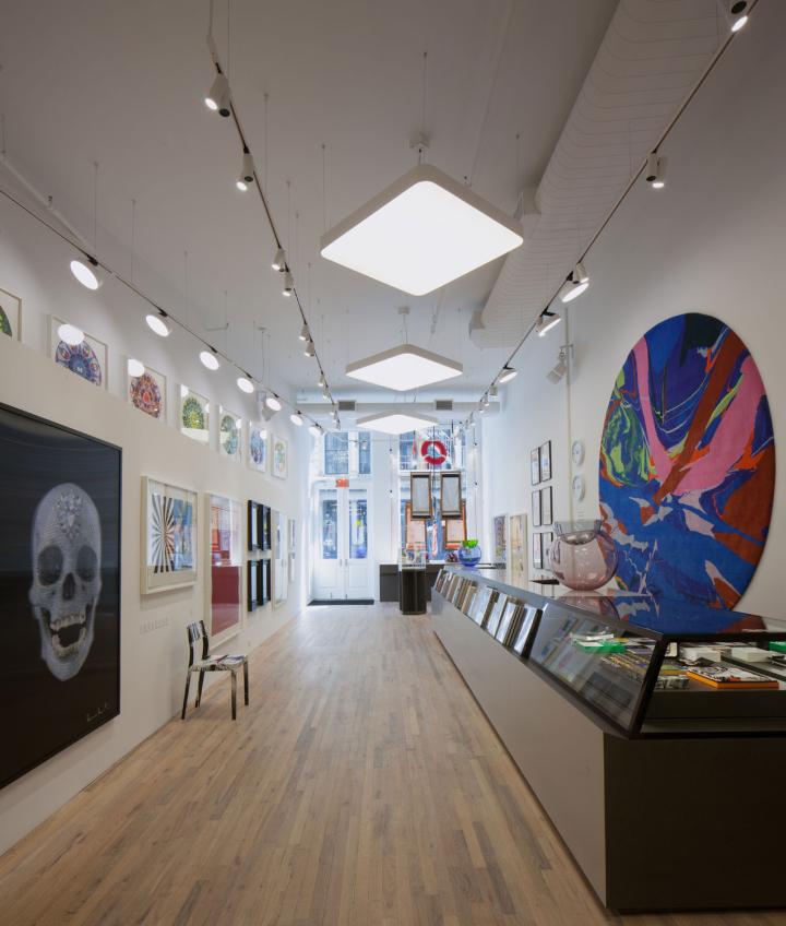 Other Criteria Store By Michel Schranz & Delta Light, New