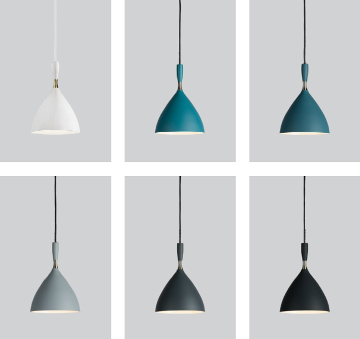187 Pendant Lamp By Dokka
