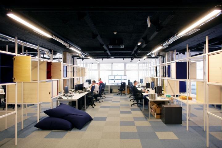 Span offices by brigada zagreb croatia retail design blog for Design office zagreb
