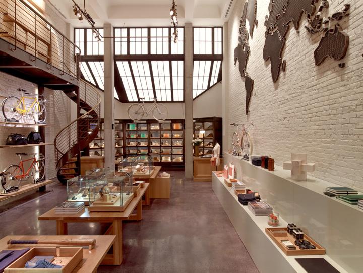 187 Shinola Tribeca Flagship Store New York City