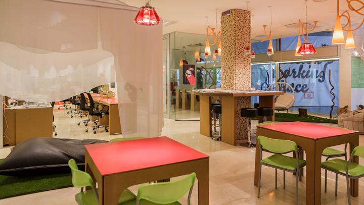 意大利-布雷西亚–Talent Garden办公室设计