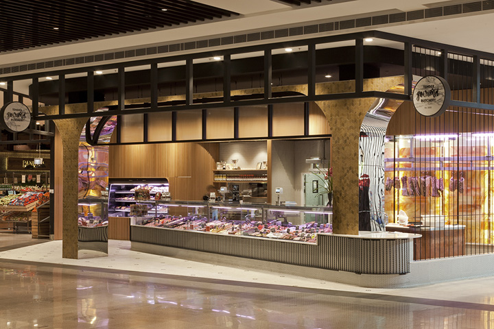 187 Tender Gourmet Butchery By Studiomkz Sydney Australia