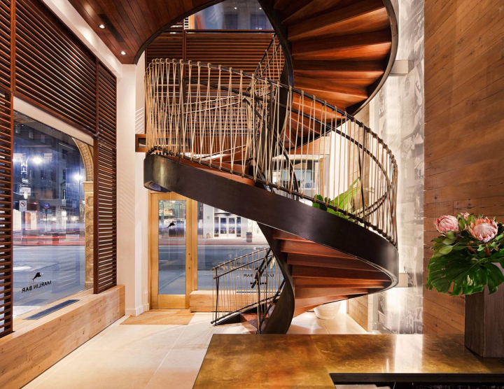 Tommy bahama store by michael neumann architecture new york city