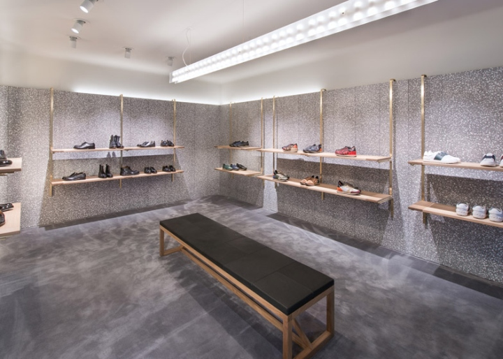 Valentino flagship store by David Chipperfield, New York ...