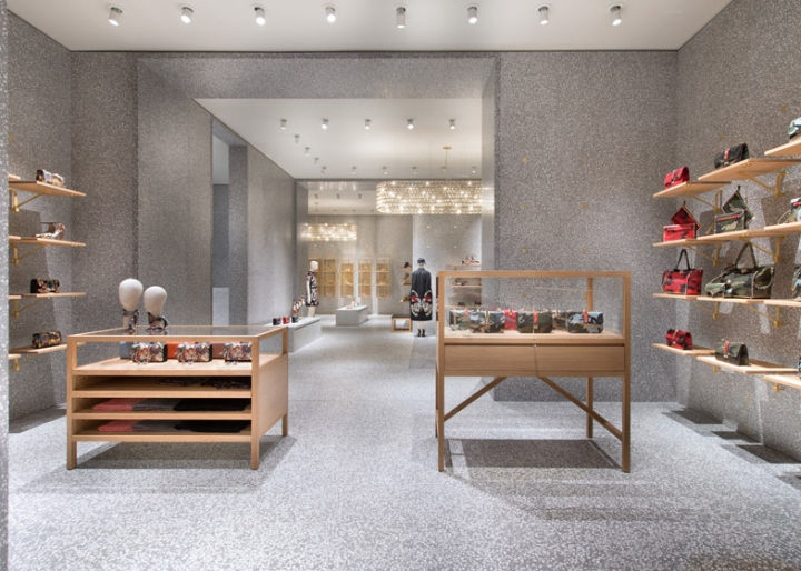 187 Valentino Flagship Store By David Chipperfield New York
