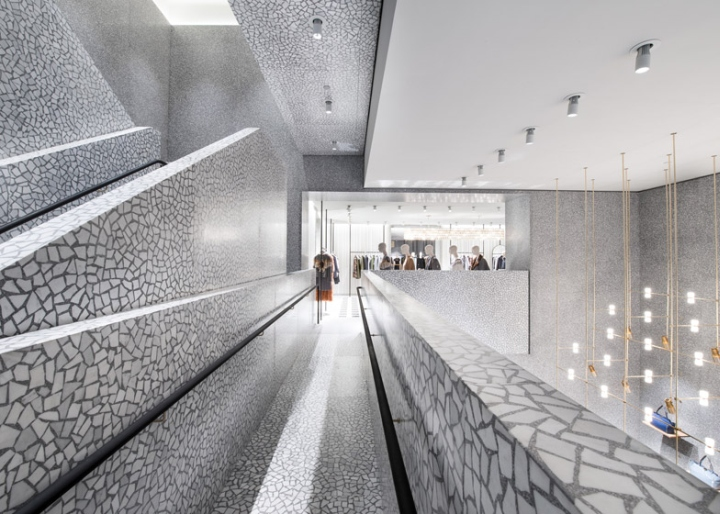 Valentino flagship store by David Chipperfield, New York City u00bb Retail Design Blog