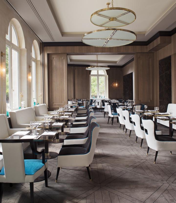 Victoria restaurant by sarah lavoine paris france