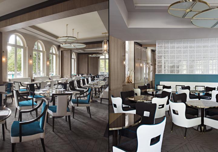 187 Victoria 1836 Restaurant By Sarah Lavoine Paris France