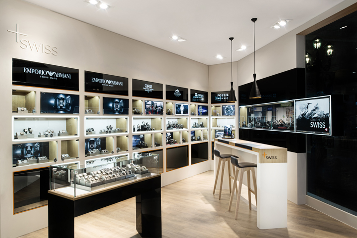 187 Wsi Flagship Watch Store By Start Design Hk Macau