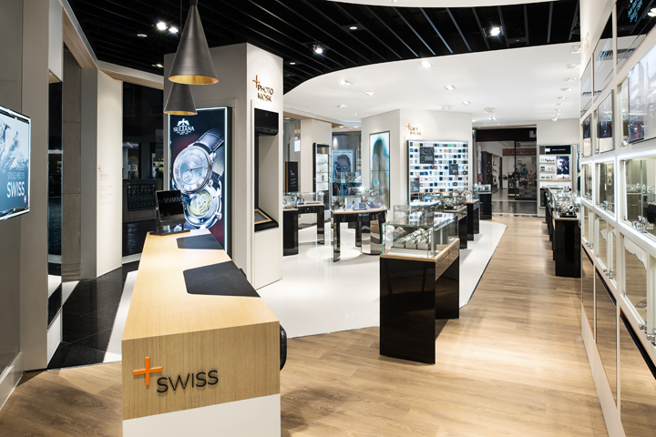 187 Wsi Flagship Watch Store By Start Design Hk Macau