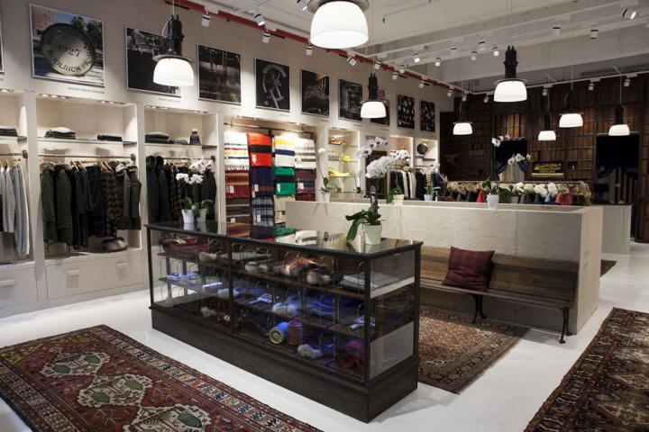 Woolrich Germany Shops