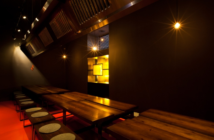 Yaku Japanese Barbecue Restaurant By Minio Prague Czech