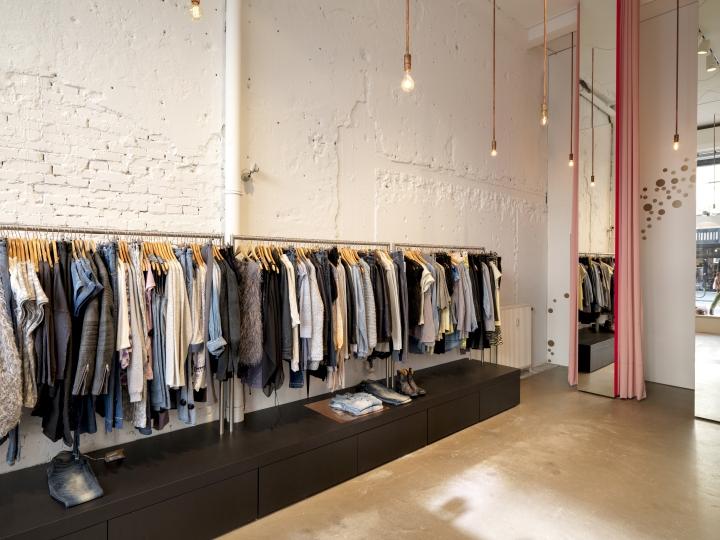 Zola fashion store by judith van mourik rotterdam for Design hotel zola
