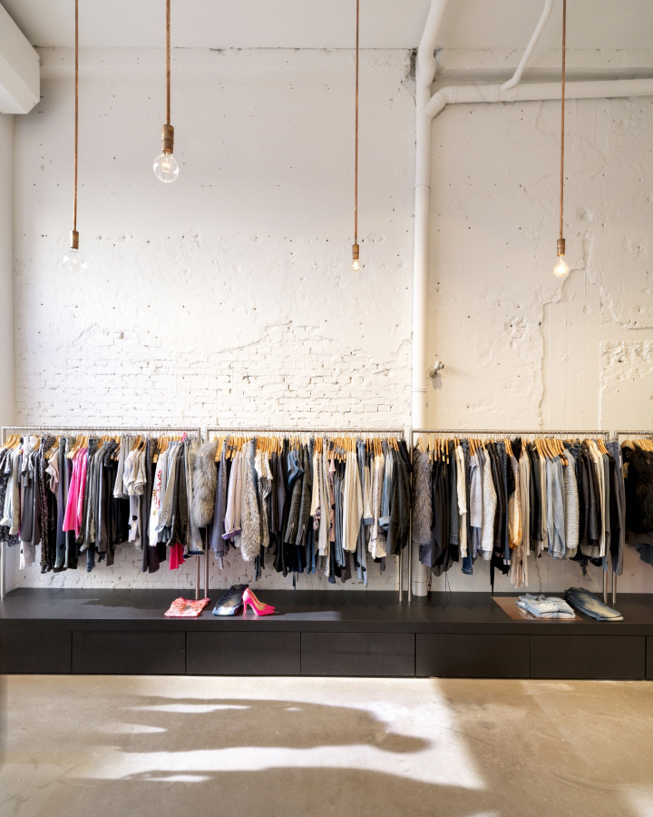 Zola fashion store by Judith van Mourik