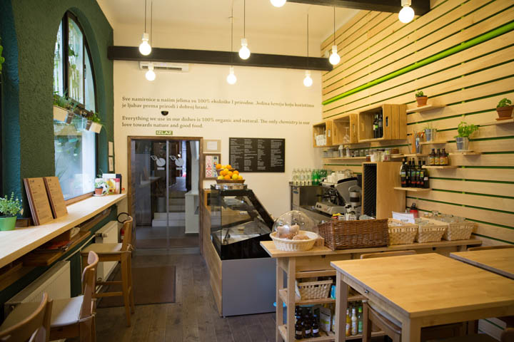 b63e1c1c33 Zrno Bio Bistro uses only ecologically grown groceries from the Zrno Eco  Estate. It is the first eco estate in Croatia only 55 kilometers away from  the city ...