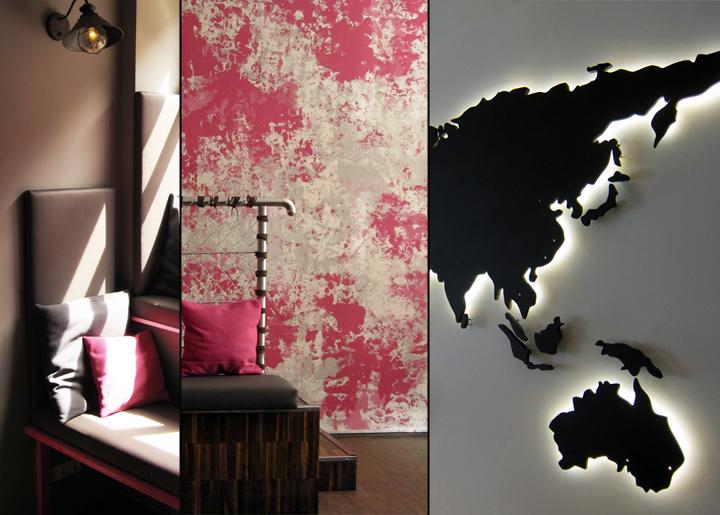 baxpax downtown hostel by julia kosina berlin germany retail design blog. Black Bedroom Furniture Sets. Home Design Ideas