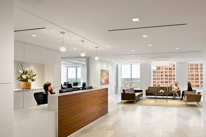 ... Ballard Spahr Is One Of The Largest Law Firms In The United States.  Francis Cauffman Designed The Renovated Regional Headquarters In  Philadelphia, ...