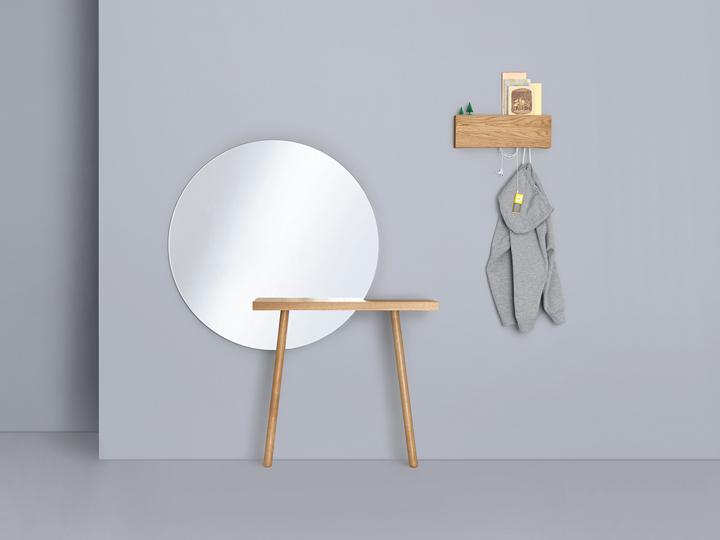 细节完美呈现--卡拉公司新款家具设计