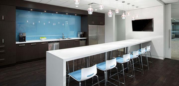 加拿大温哥华高力国际办公室设计