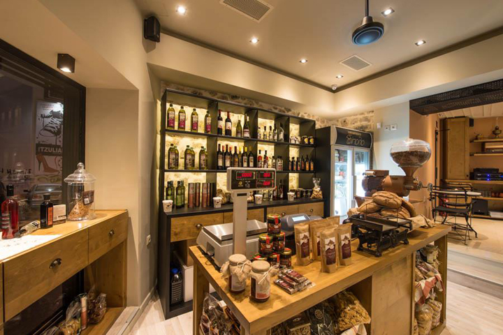 DIPOLO coffee shop and grocery by Manousos Leontarakis ...