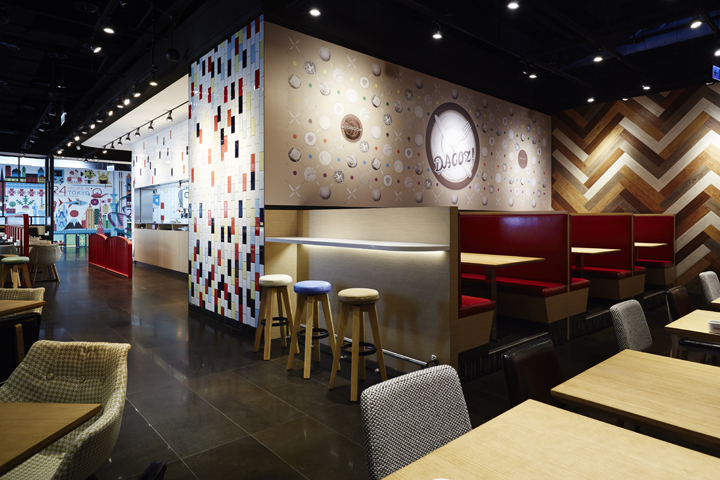 Dacoz Restaurant By Seed Tainan Taiwan
