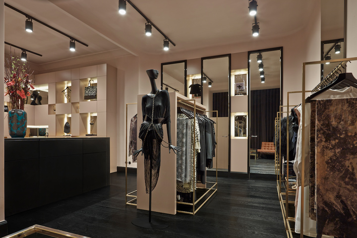 187 201 Cole Boutique By Adrian Bleschke Berlin Germany