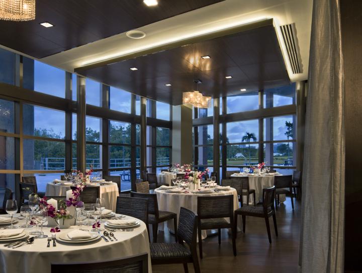 Fiu restaurant management lab by echeverria design group