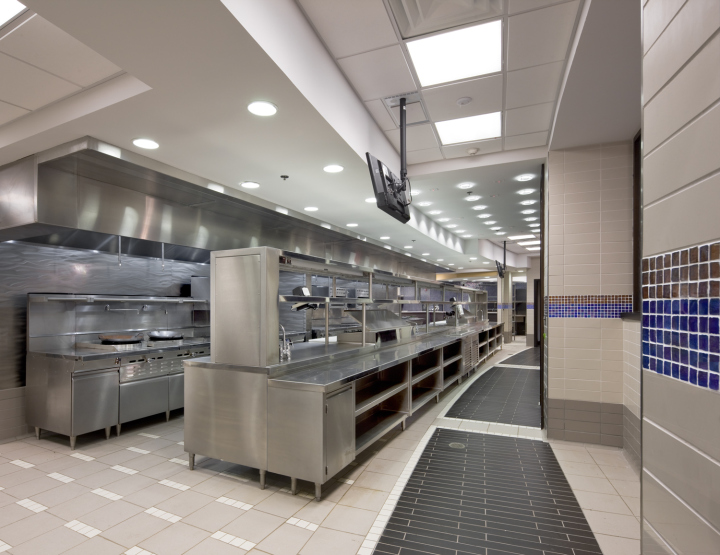 » FIU Restaurant Management Lab By Echeverria Design Group, Miami U2013 Florida