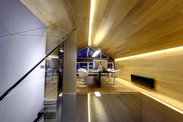 希腊雅典-Golden Ratio 办公室设计