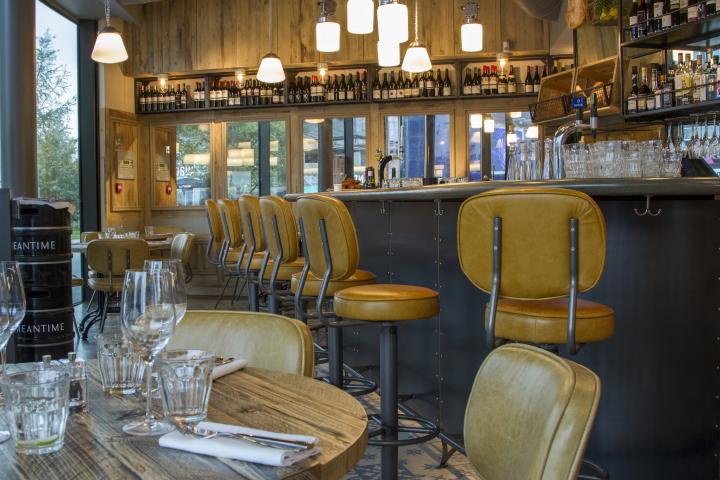 Greenwich Kitchen Restaurant By B3 Designers, Greenwich U2013 UK