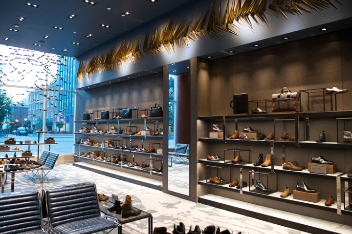 187 Holt Renfrew Store By Janson Goldstein Toronto Canada