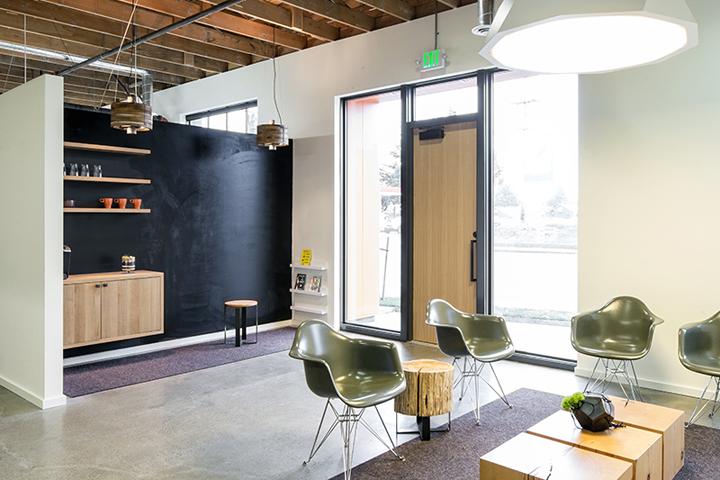 Horacek Dental By Fieldwork Portland Us 187 Retail Design