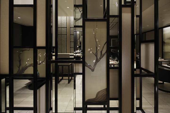 Hotel prince sakura by a n d tokyo japan retail for Design hotel japan