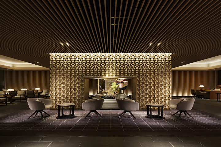 Hotel prince sakura by a n d tokyo japan retail for Design boutique hotels tokyo