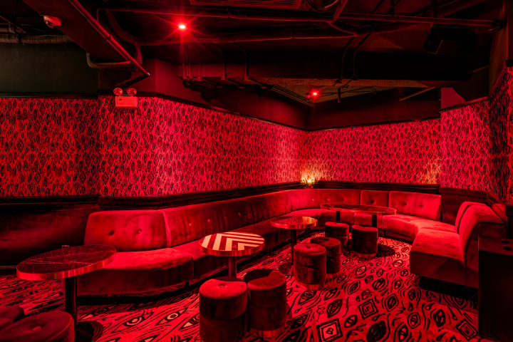 Le Baron Nightclub By Storeage Shanghai China Retail