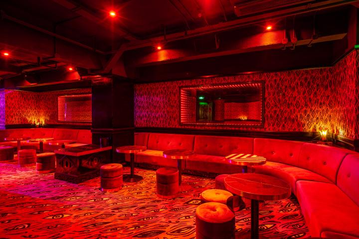187 Le Baron Nightclub By Storeage Shanghai China
