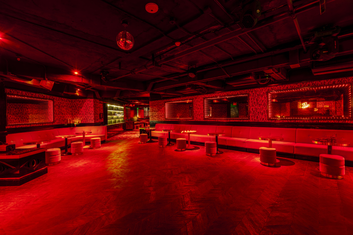 Le Baron Nightclub By Storeage Shanghai China 187 Retail