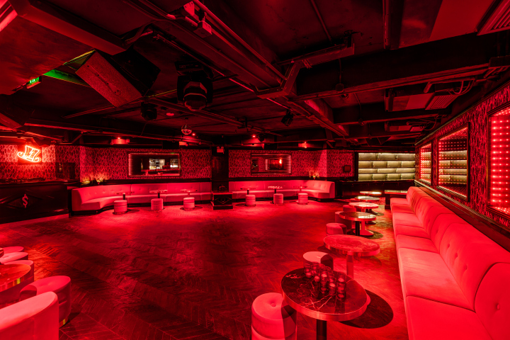 187 Le Baron Nightclub By Storeage Shanghai China