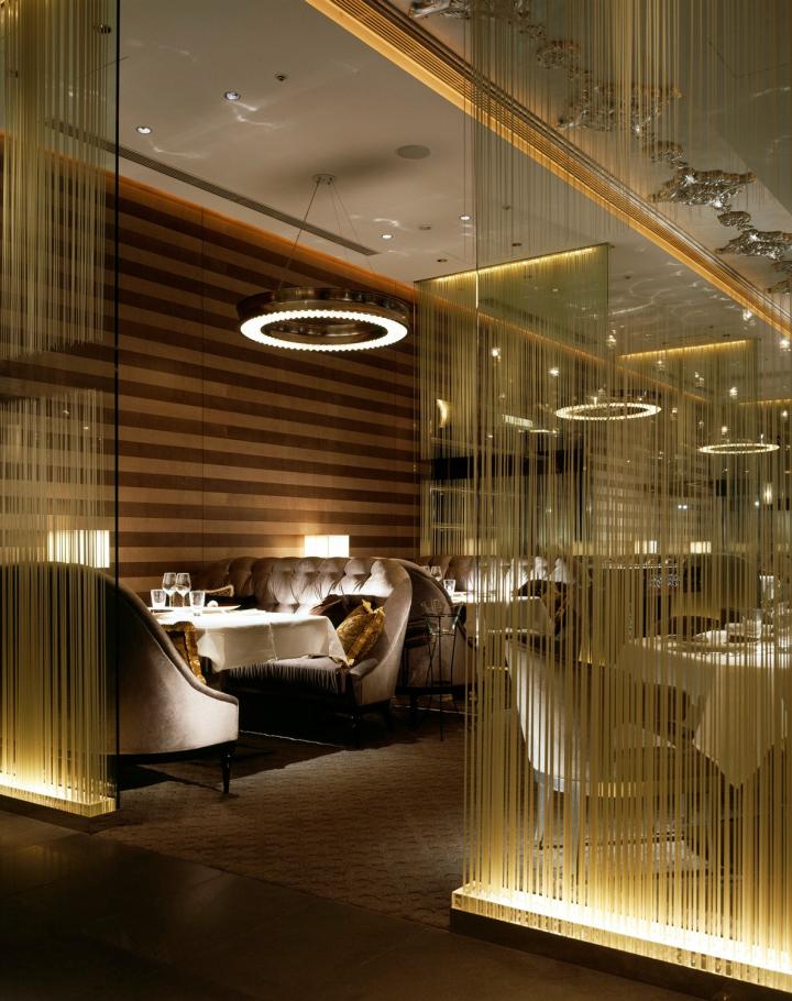 Mandarin oriental tokyo hotel by a n d tokyo japan for Design hotel tokyo