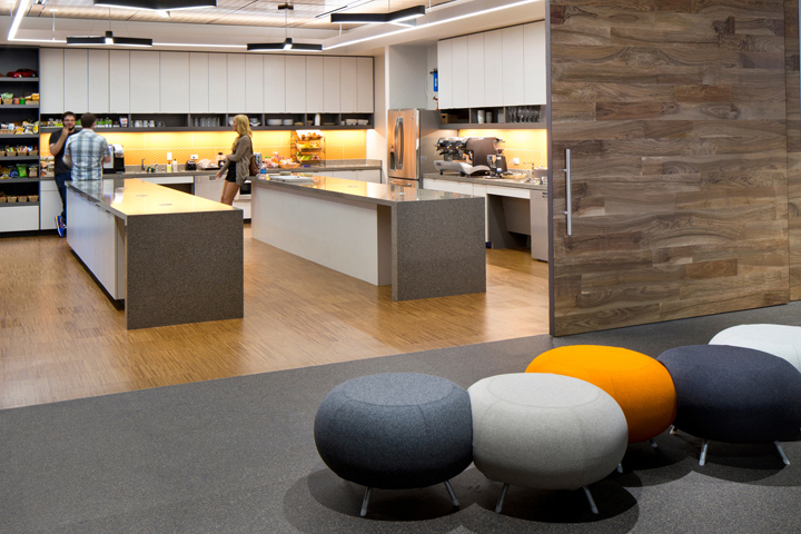 Mozilla Headquarters By Mkthink Mountain View California